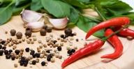 Ingrediënten uit de Thaise keuken